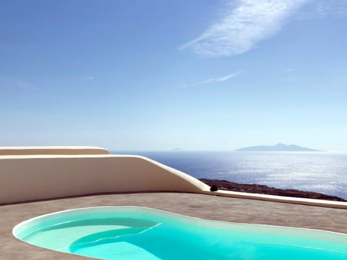 Santorini Luxury Villa Dome-Honeymoon